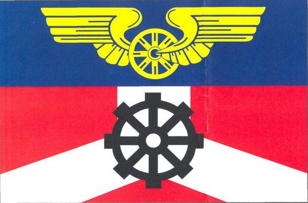 Bohumín - vlajka