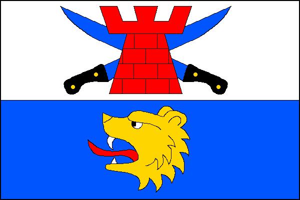 Bohuslavice - vlajka
