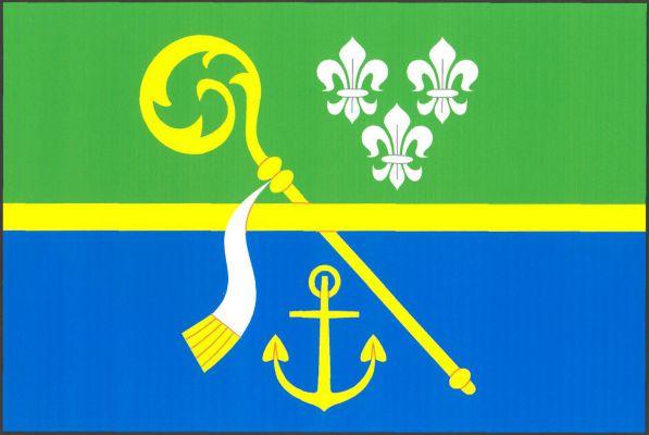 Bojanovice - vlajka