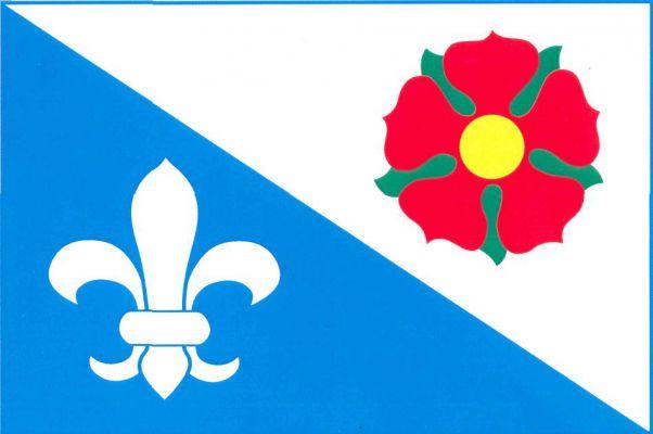 Božetice - vlajka
