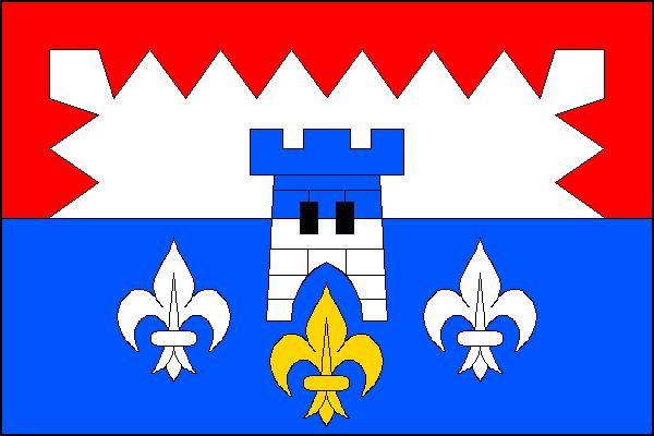 Branky - vlajka