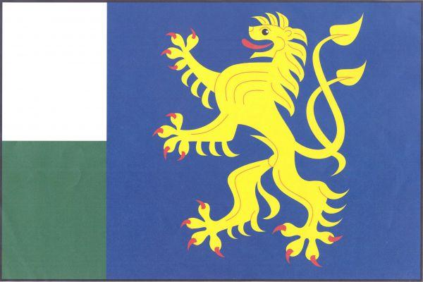 Branžež - vlajka