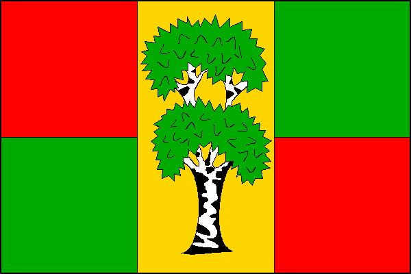 Březůvky - vlajka