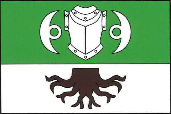 Brnířov - vlajka