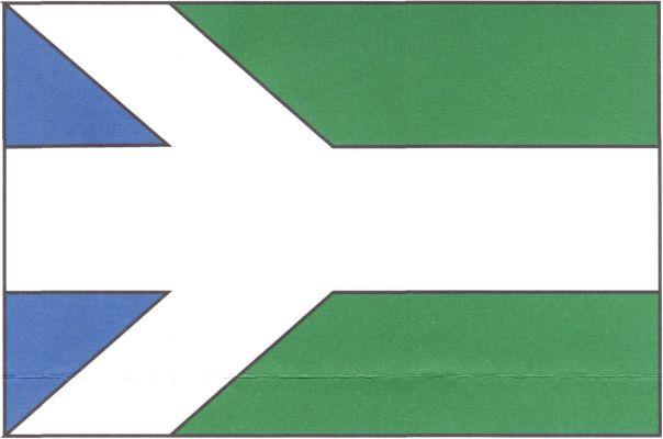 Brno-Kohoutovice - vlajka