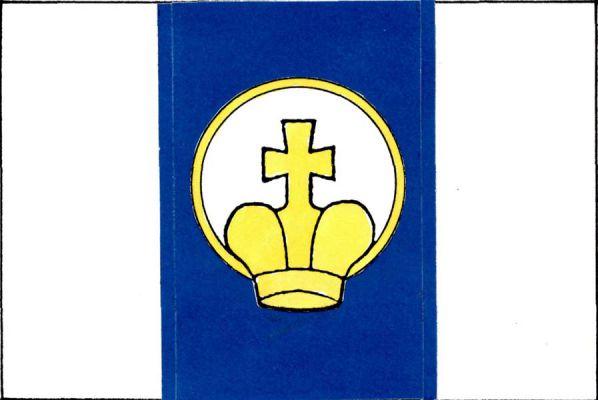 Brno-Tuřany - vlajka