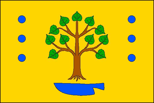 Brodek u Konice - vlajka