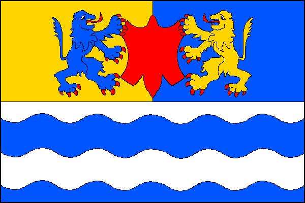 Brtnice - vlajka