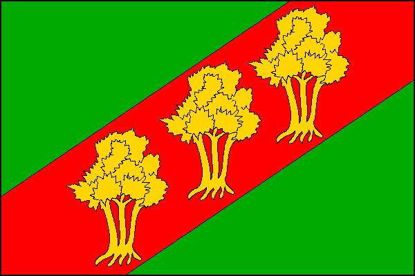 Brumov - vlajka