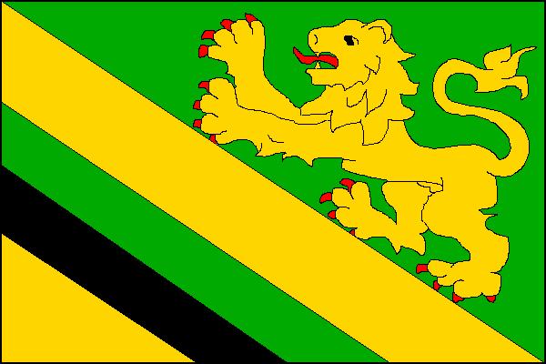 Budislav - vlajka