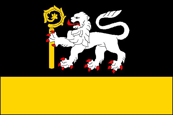 Budišovice - vlajka