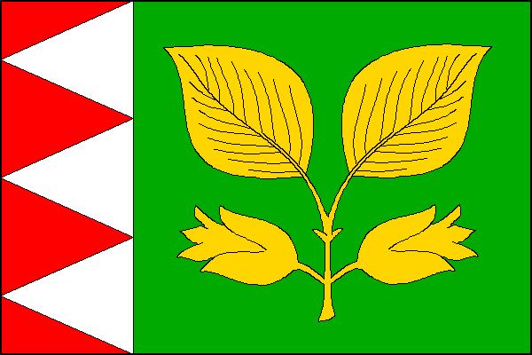Bukovany - vlajka