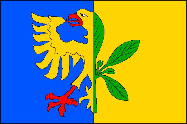 Bukovec - vlajka