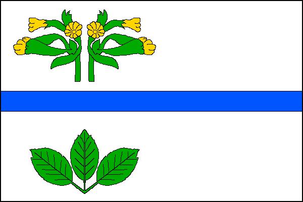 Bukovice - vlajka