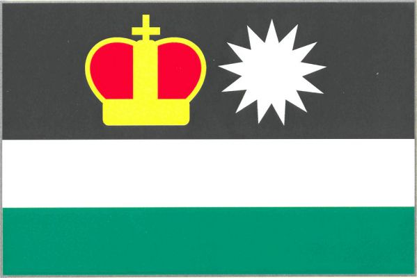 Čachrov - vlajka