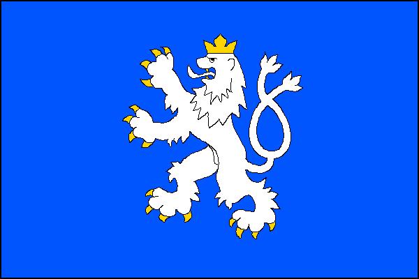 Čáslav - vlajka