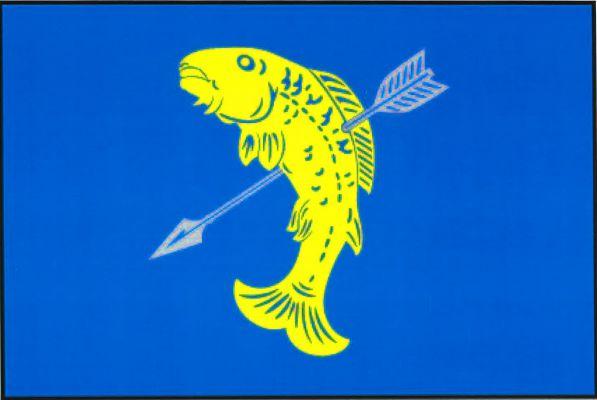 Častolovice - vlajka
