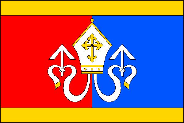 Častrov - vlajka
