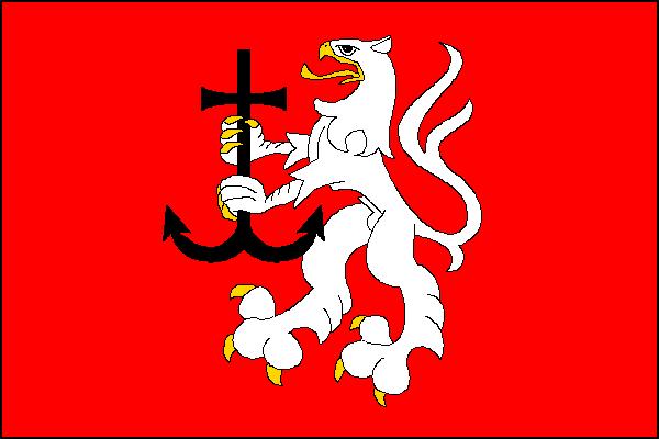 Čechy - vlajka