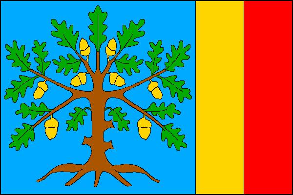 Čelákovice - vlajka