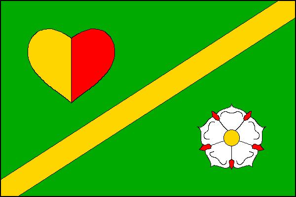 Čenkovice - vlajka