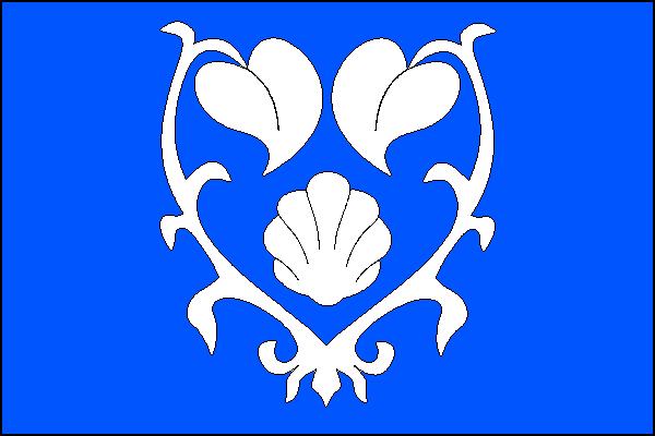 Černčice - vlajka