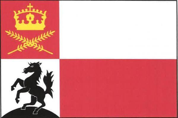 Černilov - vlajka