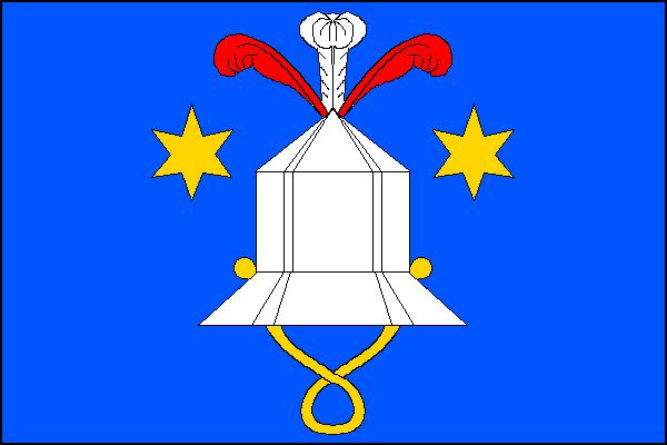 Cetkovice - vlajka