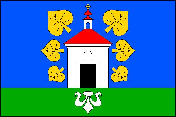 Chlum - vlajka