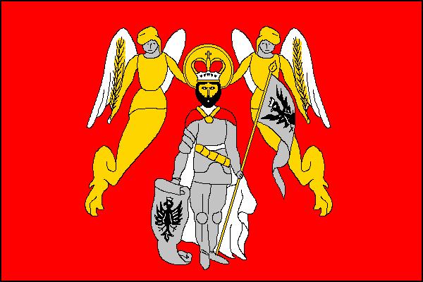 Choceň - vlajka