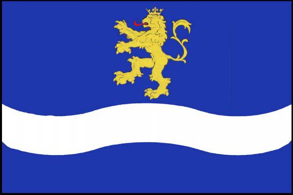 Chocerady - vlajka