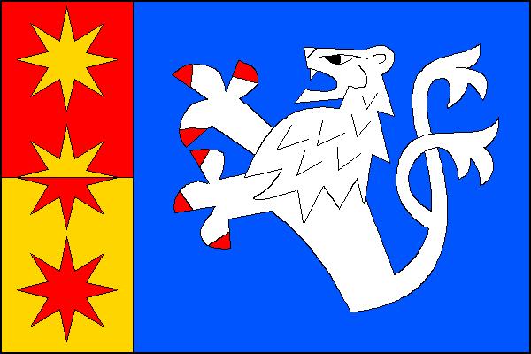 Cholina - vlajka
