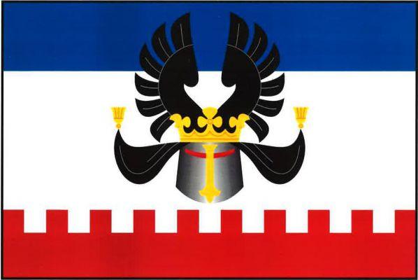 Chrást - vlajka