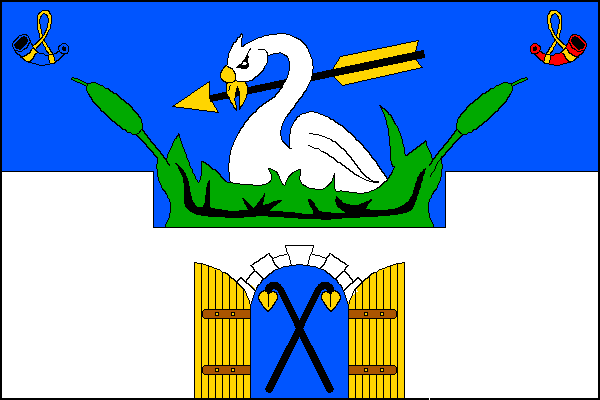 Chrastava - vlajka