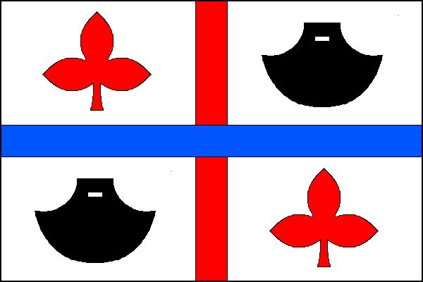 Chromeč - vlajka