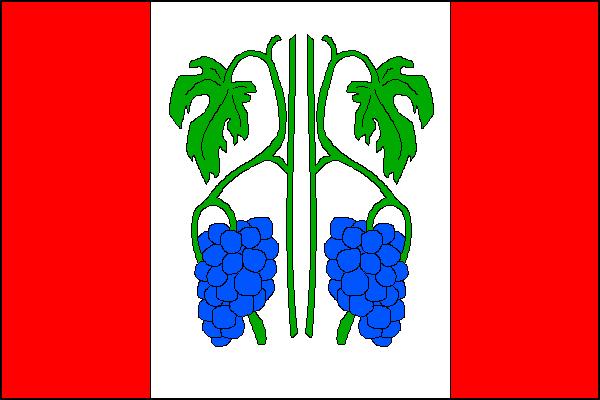 Chuchelná - vlajka
