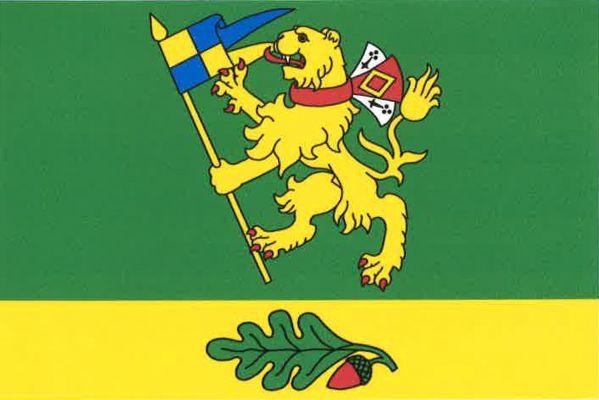 Čtveřín - vlajka