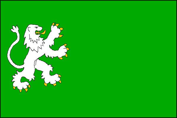 Děhylov - vlajka