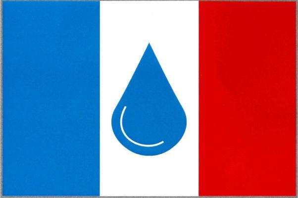 Deštná - vlajka