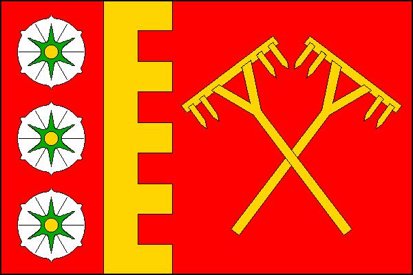 Dětřichov u Moravské Třebové - vlajka