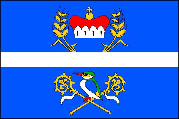 Dnešice - vlajka