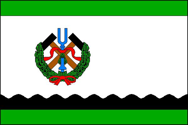 Dobřív - vlajka