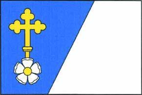 Dobrkovice - vlajka