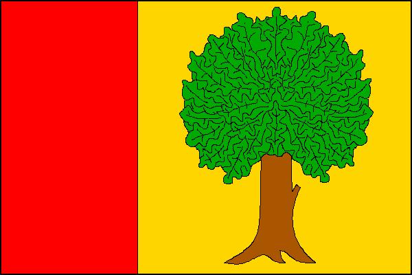 Dobrochov - vlajka