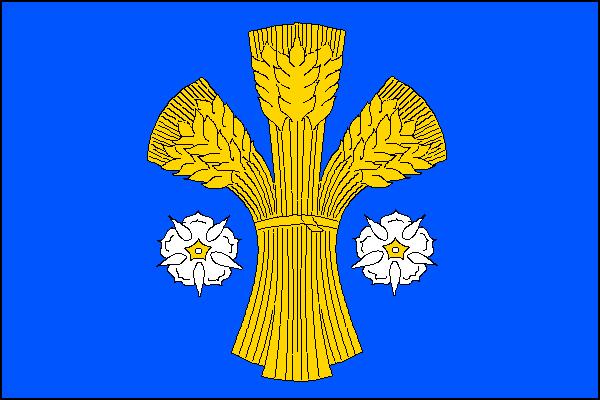 Dolní Lutyně - vlajka