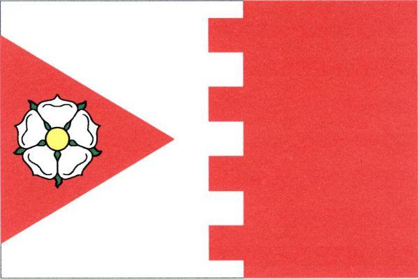 Dolní Město - vlajka