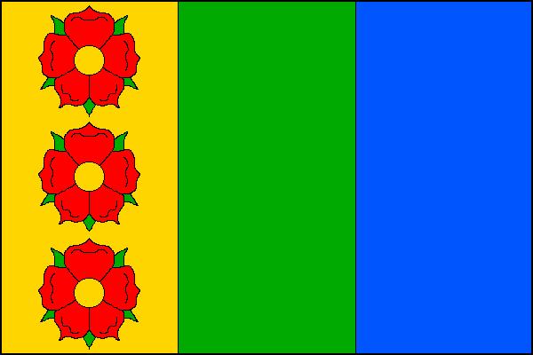 Dolní Morava - vlajka