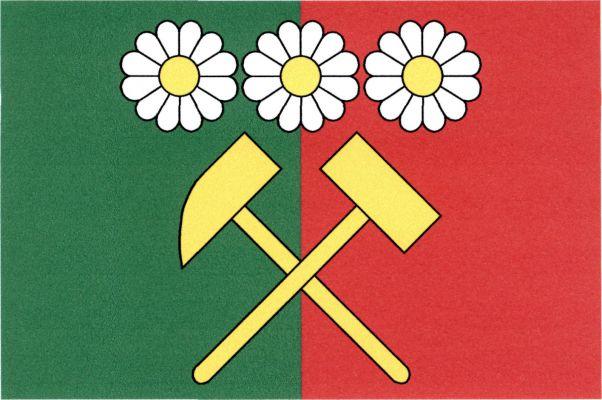 Dolní Rychnov - vlajka