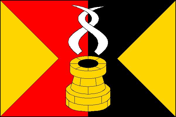 Dolní Studénky - vlajka