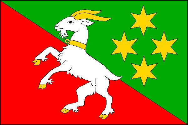 Drahanovice - vlajka
